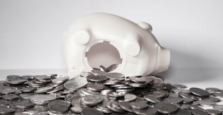 Coronavirus reveals financial irresponsibility of Americans