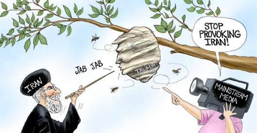 Cartoon of the Day: Bee careful by A. F. Branco