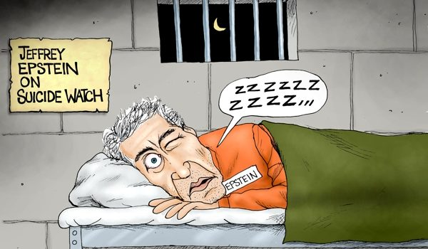 Cartoon of the Day: Friend of Bill by A. F. Branco
