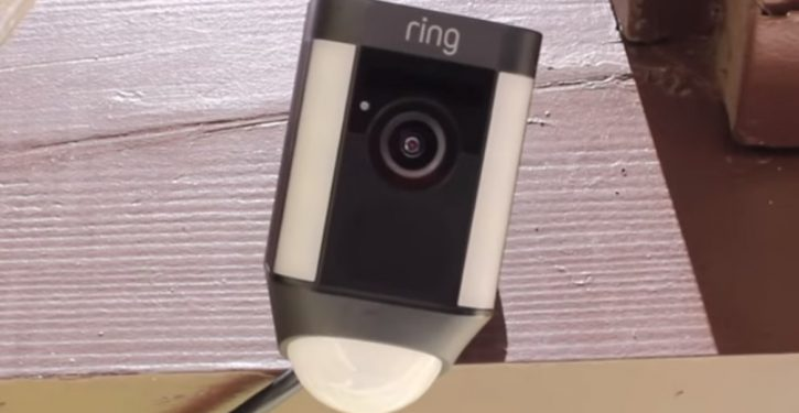 Amazon at-home surveillance system partners with law enforcement; gets taxpayer subsidies to help people buy system