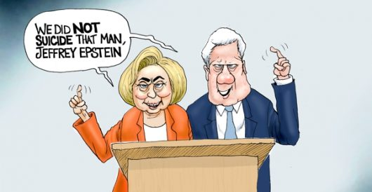 Cartoon of the Day: With friends like these… by A. F. Branco