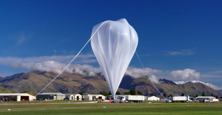 Great news: Pentagon to test high-altitude balloons over U.S. for long-term surveillance
