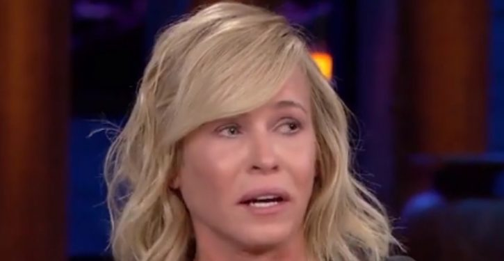 Chelsea Handler lambastes Trump for the break-in at Elijah Cummings property. One small problem