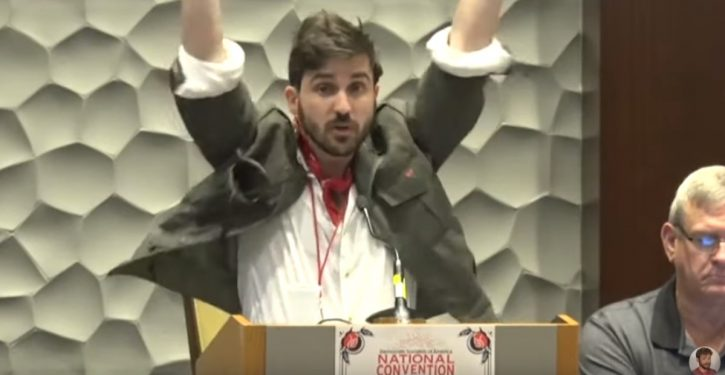 Democratic Socialists of America convention: They don't make 'em like they used to
