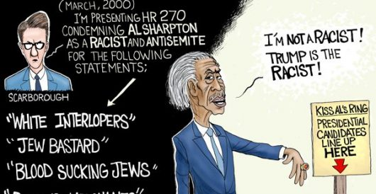 Cartoon bonus: Ghost of Al's past by A. F. Branco