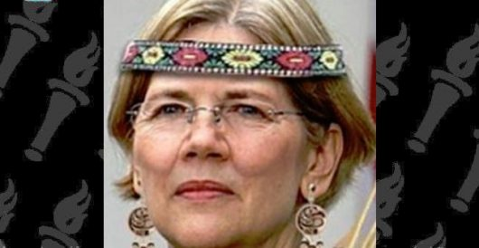 It looks as though Elizabeth Warren has a 'Trail of Tears' problem in her family tree by LU Staff
