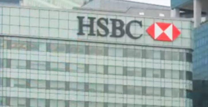 Turmoil at mega-bank HSBC tracks with cresting of Hong Kong, UK/Brexit, and Epstein dramas