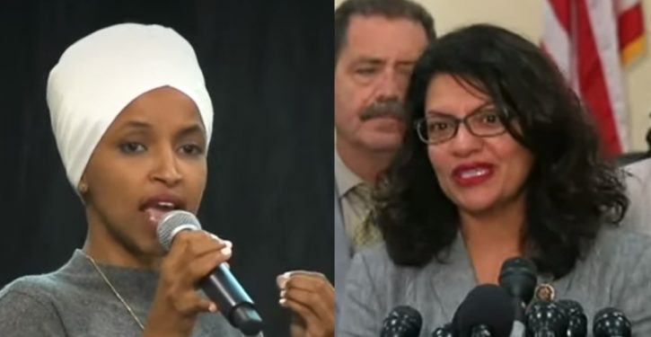 Here's why Rashida Tlaib and Ilhan Omar stormed out during Trump's SOTU Speech