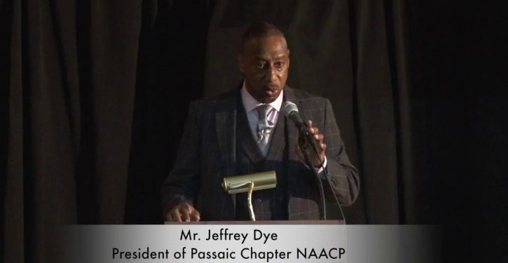 Local NJ NAACP head says 'Jewish media' are after him