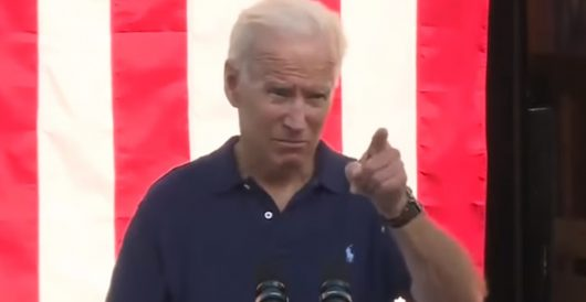 VIDEO: Joe Biden puts out perfect campaign ad for President Trump by J.E. Dyer