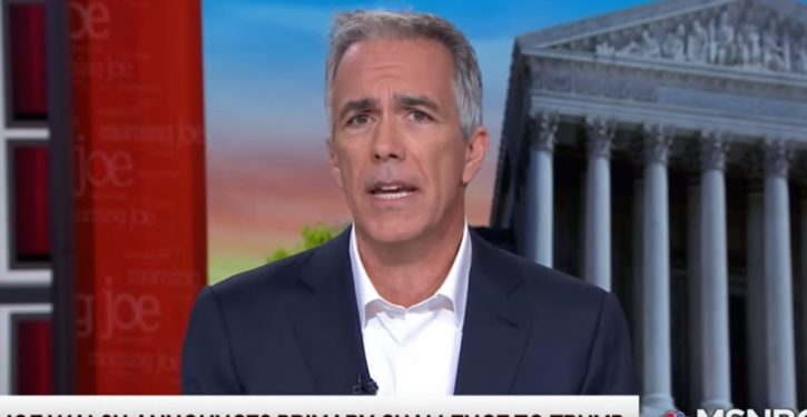 Former Rep. Joe Walsh shutters primary challenge to Trump