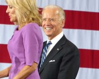 Biden's new campaign slogan: Take a deep breath, hold your nose, and vote for Joe