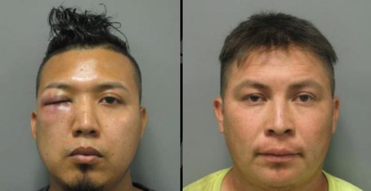 Two men illegally in U.S. accused of repeatedly raping 11-year-old girl; media silent