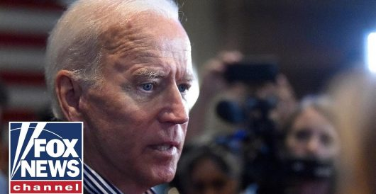 Biden campaign demands networks ban, censor Rudy Giuliani by Joe Newby