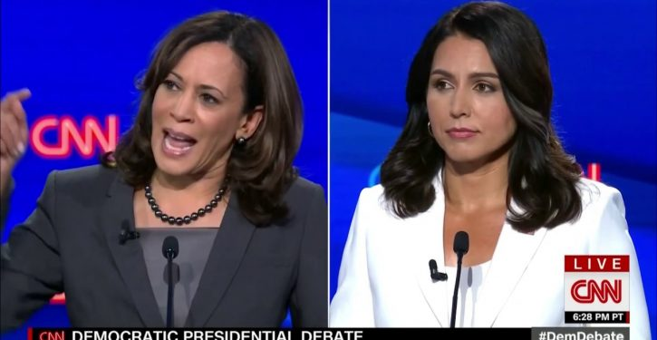 Kamala Harris campaign blames Russia for humiliation by Tulsi Gabbard