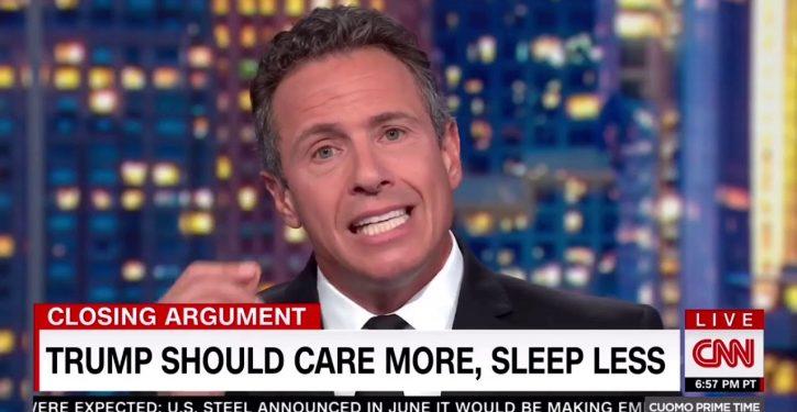CNN's Chris Cuomo diagnosed with COVID-19
