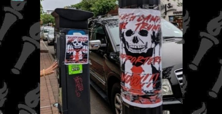 'Death Camps for Trump Supporters' fliers hung in Long Island community