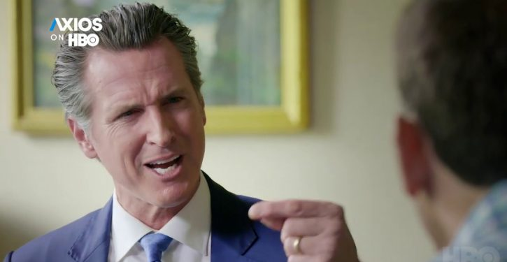 California: Newsom and family quarantining after exposure to COVID-19