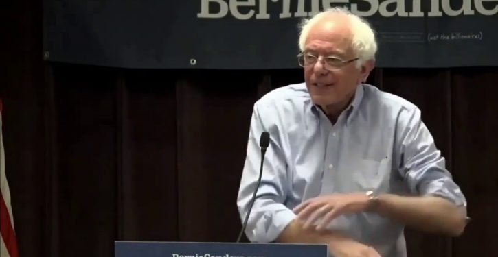Sanders: I'm 'absolutely' going to take away your health care plan