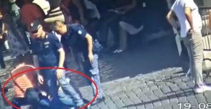 Muslim migrant screaming 'Allahu akbar' threatens to ignite himself near St. Peter's Square