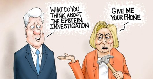 Cartoon of the Day: Smash hit by A. F. Branco
