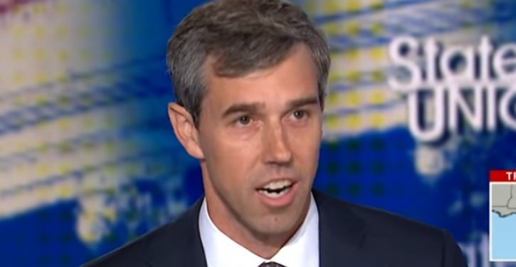 Beto's newest gun control ploy involves controlling what Americans can buy with credit card
