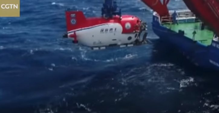 China winning race to the deep ocean