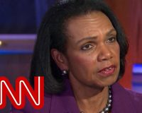 Condi Rice: Trump should be 'a lot more careful' on race issues