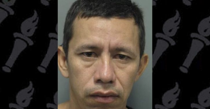 Seventh illegal alien arrested in Montgomery County, MD on sex abuse charges