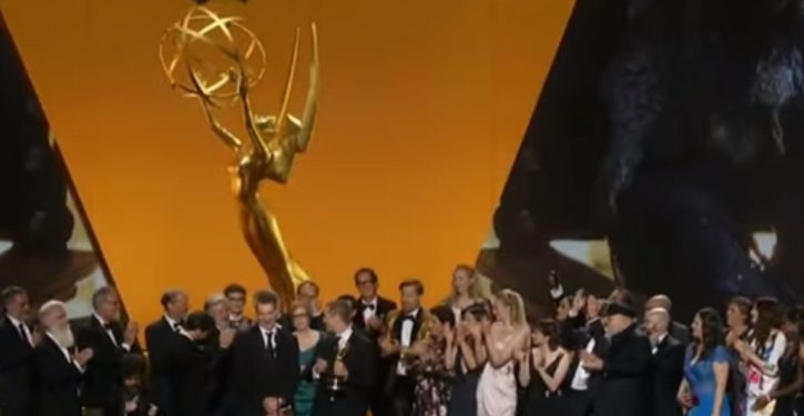 Emmys fall to lowest rating ever
