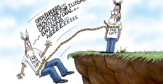 Cartoon of the Day: Free falling by A. F. Branco