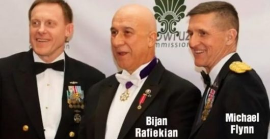 A blow to Mueller convictions: Judge reverses 'circumstantial' conviction of Flynn partner in FARA violation by Daily Caller News Foundation
