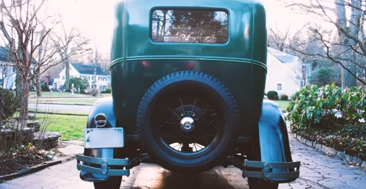 Nebraska: Resurrecting restored 1930 Ford from registered 'junk' status may be a miracle too far