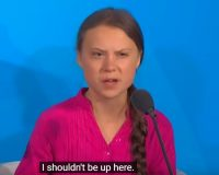 Greta Thunberg condemns vaccine inequality between rich and poor countries