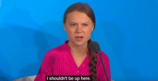 Greta Thunberg helpfully exhorts UN climate summit: 'How dare you! You are failing us. We will never forgive you' by J.E. Dyer