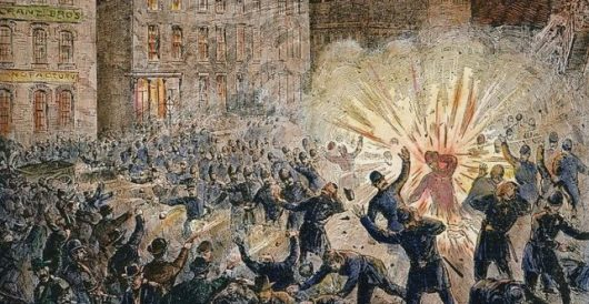 On Labor Day, remembering union violence in America by Jeff Dunetz