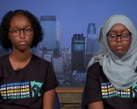 Ilhan Omar's teen daughter has harsh words for Trump: 'We are going to be voting you out'