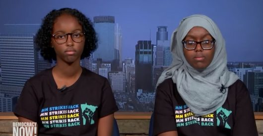 Ilhan Omar's teen daughter has harsh words for Trump: 'We are going to be voting you out' by LU Staff