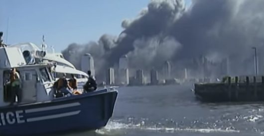 A special commemoration as 9/11 begins its passage into history by J.E. Dyer