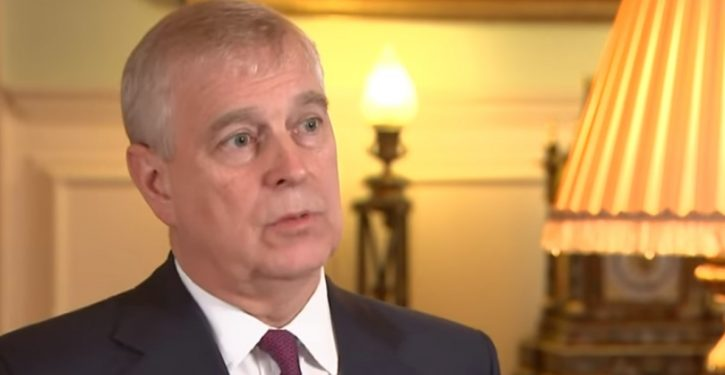 MI6 fears Russia may have 'kompromat' evidence on Prince Andrew Epstein encounter