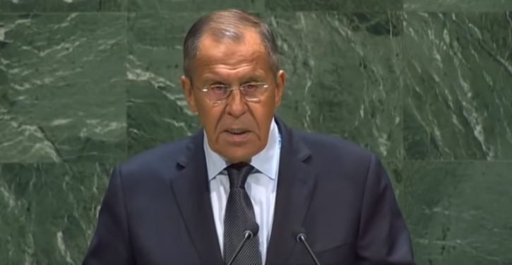 Russia at UN: Western liberalism a scam to keep America on top