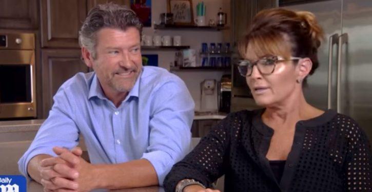 Report: Todd Palin files for divorce from Sarah Palin