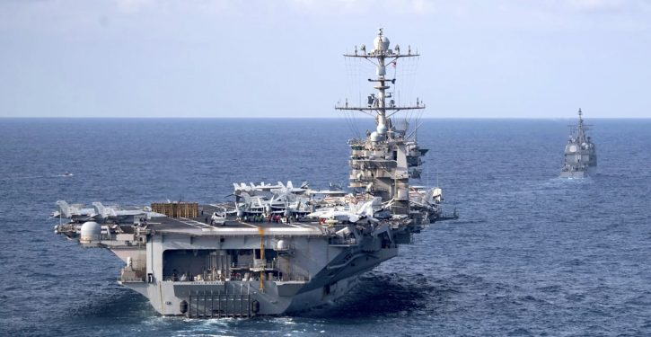 USS Harry S Truman deployment delayed; escorts deploy without carrier, air wing