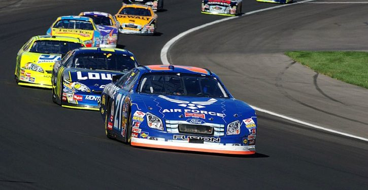 NASCAR begins to inject left-wing politics into racing