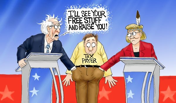 Cartoon of the Day: A safe bet by A. F. Branco