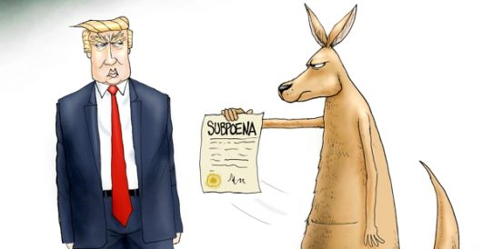 Cartoon of the Day: Animal House by A. F. Branco