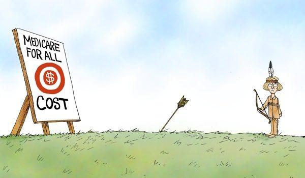 Cartoon of the Day: Shortfall by A. F. Branco