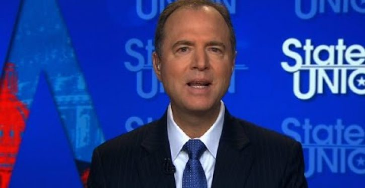 Schiff: Trump's actions go 'beyond anything Nixon did'