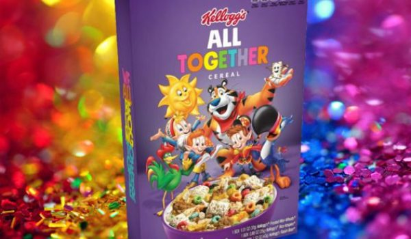 Kellogg's introduces cereal exclusively for the LGBTQ community by LU Staff