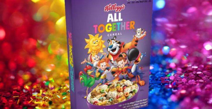 Kellogg's introduces cereal exclusively for the LGBTQ community